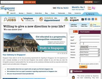 Thumbshot of Singaporevisas.com