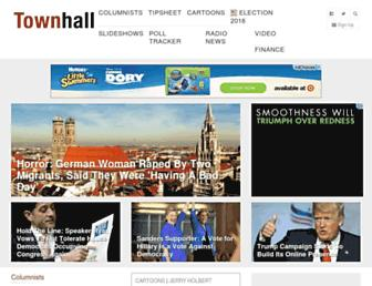 Thumbshot of Townhall.com