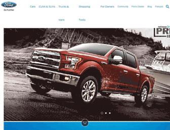 Thumbshot of Ford.ca