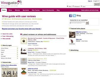 Thumbshot of Vinogusto.com