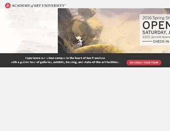 Thumbshot of Academyart.edu