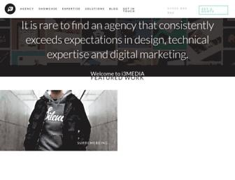 i3media.net screenshot