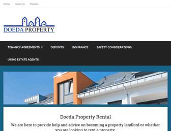 doeda.com screenshot