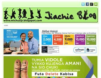 michuzijr.blogspot.com screenshot