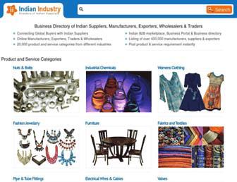 indianindustry.com screenshot