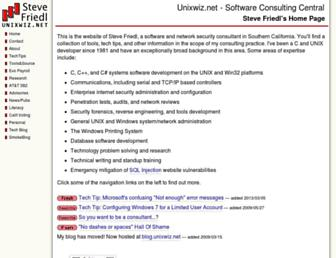 unixwiz.net screenshot