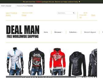 Thumbshot of Dealman.co.nz