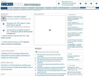 wvw.nacion.com screenshot