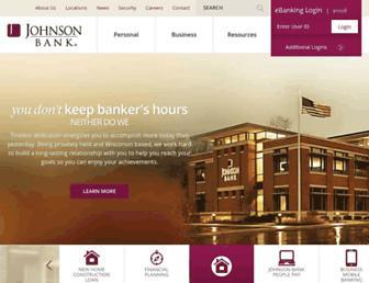 johnsonfinancialgroup.com screenshot