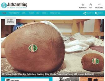Thumbshot of Justsomething.co