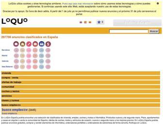 loquo.com screenshot