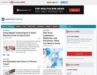 Thumbshot of Healthworkscollective.com