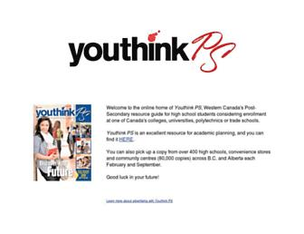 Thumbshot of Youthink.ca
