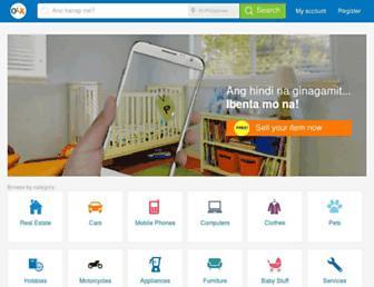 olx.com.ph screenshot