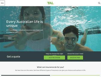tal.com.au screenshot