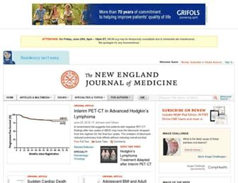 Thumbshot of Nejm.org