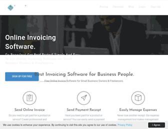 invoice.ng screenshot