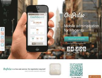 Thumbshot of Onpulse.info