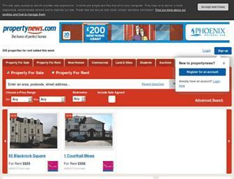 propertynews.com screenshot