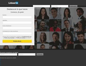 py.linkedin.com screenshot