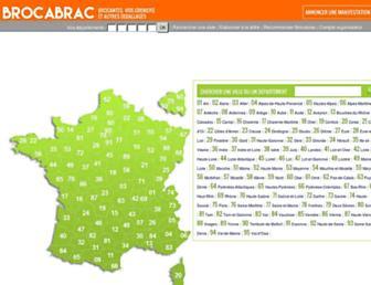 Thumbshot of Brocabrac.fr