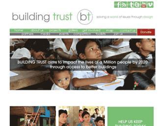 Thumbshot of Buildingtrustinternational.org
