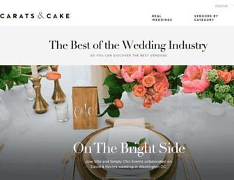 Thumbshot of Caratsandcake.com