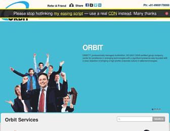 Thumbshot of Orbit.in