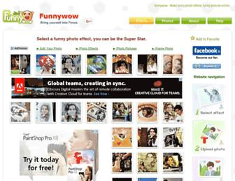 Thumbshot of Funnywow.com