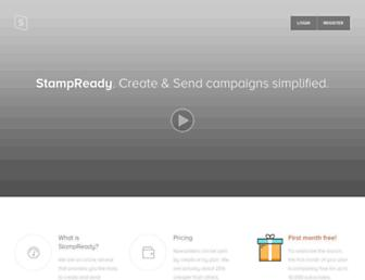 Thumbshot of Stampready.net