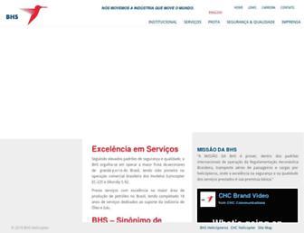 bhs-helicopteros.com.br screenshot