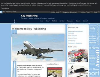 Thumbshot of Keypublishing.com