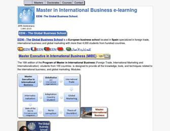 en.reingex.com screenshot
