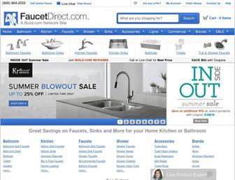 Thumbshot of Faucetdirect.com