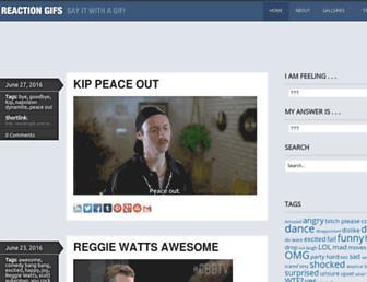reactiongifs.com screenshot