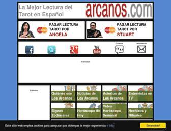 Thumbshot of Arcanos.com