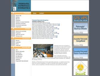 fpen.ro screenshot