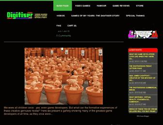 digitiser2000.com screenshot