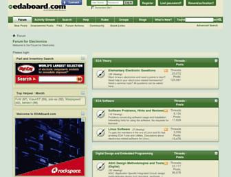 edaboard.com screenshot