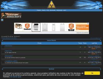 sourceflamme.vraiforum.com screenshot