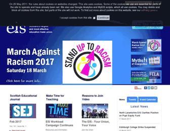 eis.org.uk screenshot