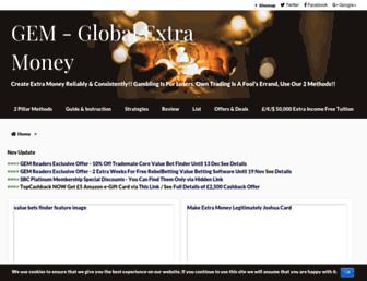 globalextramoney.com screenshot