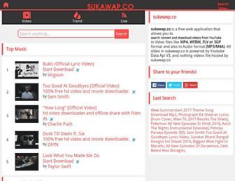 sukawap.co screenshot