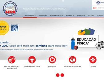 aedb.br screenshot