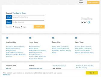 opendi.hk screenshot