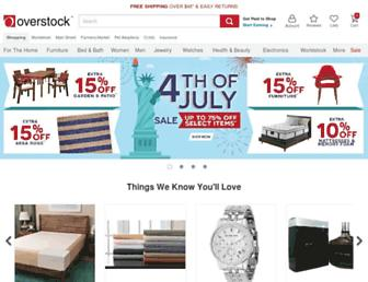 Thumbshot of Overstock.com
