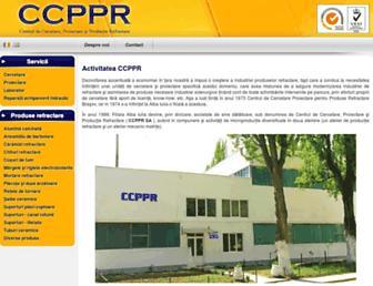 ccppr.ro screenshot