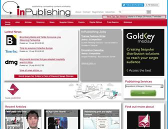 Thumbshot of Inpublishing.co.uk