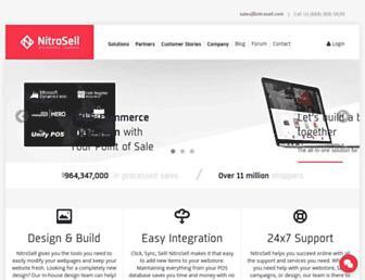Thumbshot of Nitrosell.com
