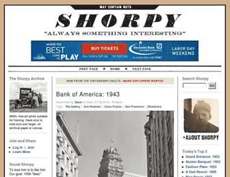 Thumbshot of Shorpy.com